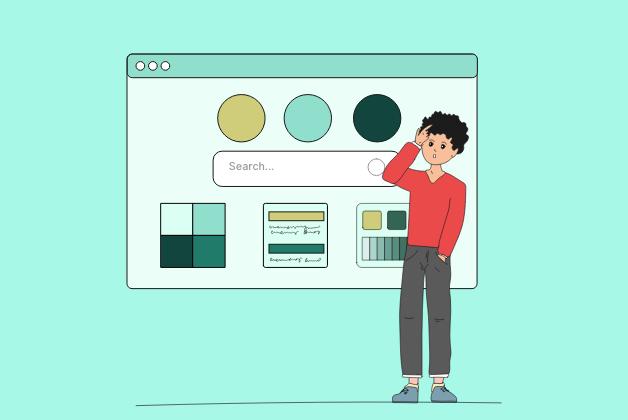Five best websites for colour palette inspirations